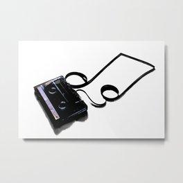 iPod v1.0 Metal Print