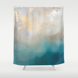Oceania by Tori Shower Curtain