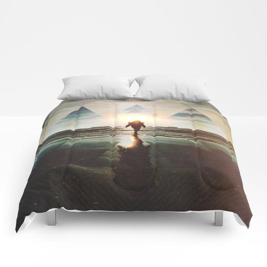 Fractions 17 Comforters