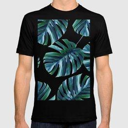Monstera Pattern #society6 #decor #buyart T-shirt
