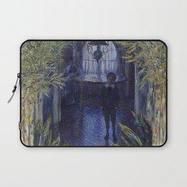 Claude Monet A Corner of the Apartment Laptop Sleeve
