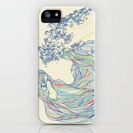 Ocean of Pugs iPhone Case