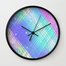 Dusk's Dance Wall Clock