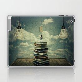 switch on your mind Laptop & iPad Skin