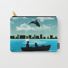 Whaleing Carry-All Pouch