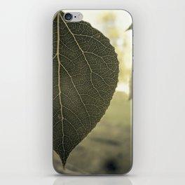 Veins iPhone Skin