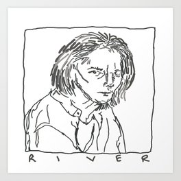 RIV Art Print