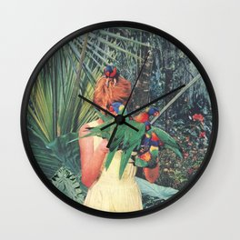 Hiding Wall Clock