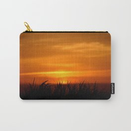 BEACH GRASS IN THE SUNSET Carry-All Pouch