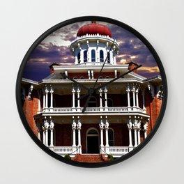 Longwood Plantation - Natchez Mississippi Wall Clock