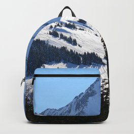Back-Country Skiing  - I Backpack