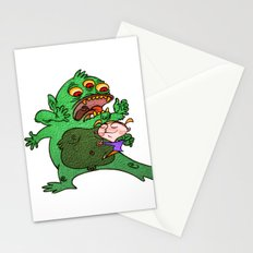 Monstruoso Stationery Cards
