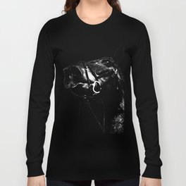 ALFRED THE HORSE Long Sleeve T-shirt