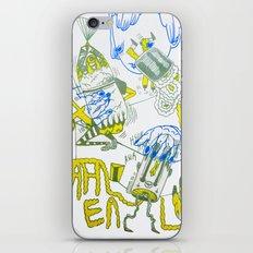 i like ash's mom iPhone & iPod Skin