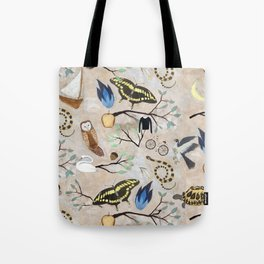 Black Magic Tote Bag