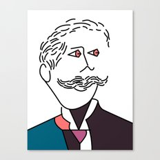Scriabin Canvas Print