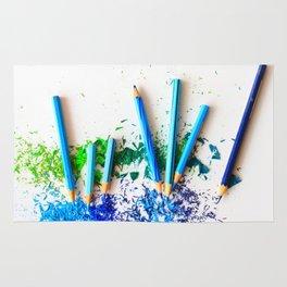Sharper Color Rug