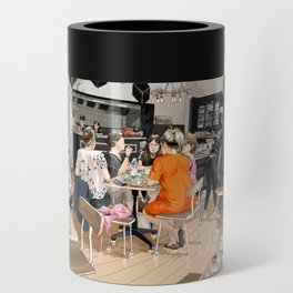 Coracle Cafe Can Cooler