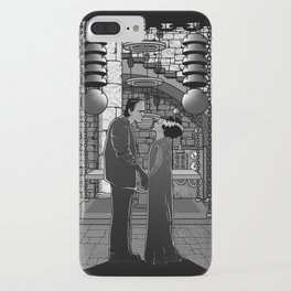The Monster's bride. iPhone Case