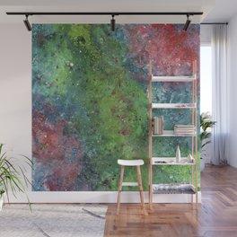 Glitter Abstract Wall Mural
