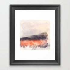 No. 7 Framed Art Print