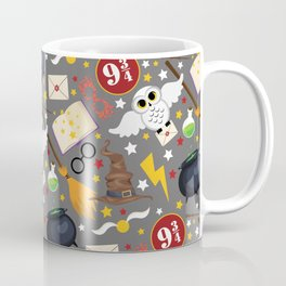 School of Magic - Drinkware Coffee Mug