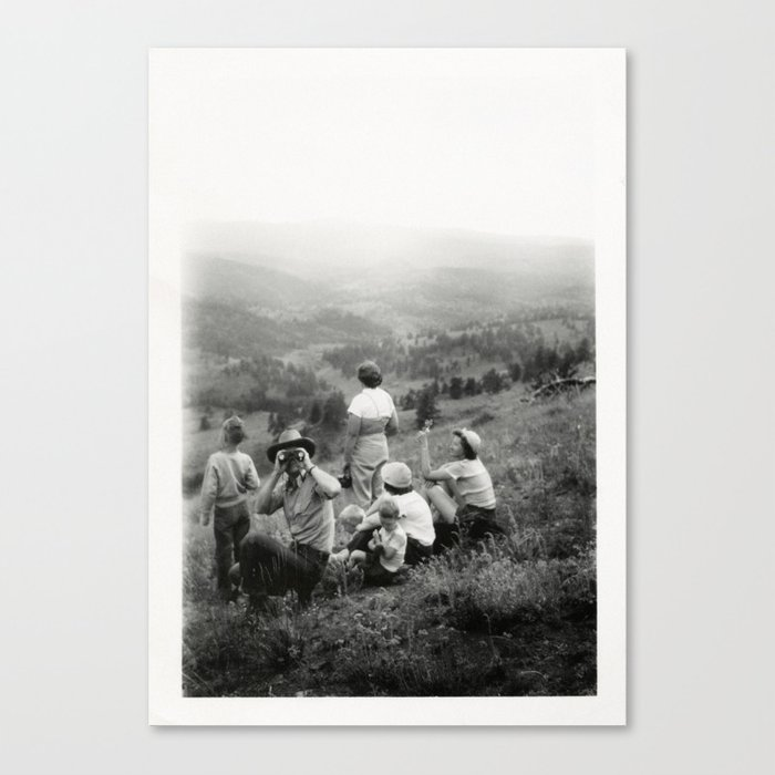 972 Canvas Print