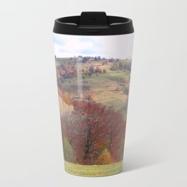 Sound of colors Metal Travel Mug