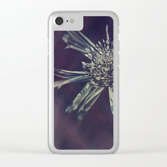 #86 Clear iPhone Case