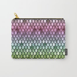 Pretty Mermaid Scales 119 Carry-All Pouch