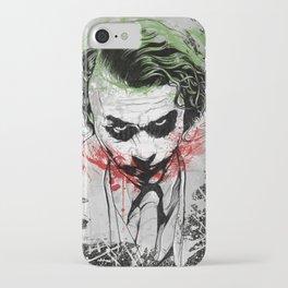 Joker - Heath Ledger iPhone Case