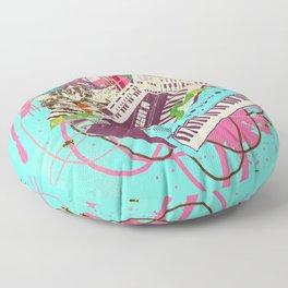 KITTY SYNTH Floor Pillow