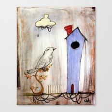 BIRD #3 Canvas Print