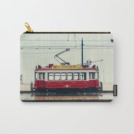 Tram number 6 | Electrico 6. Lisboa, Portugal Carry-All Pouch