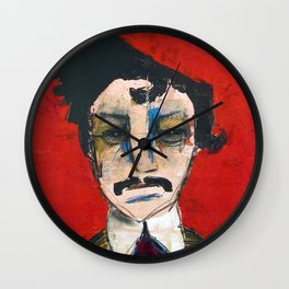 1865 Killed Abraham Lincoln (John Wilkes Booth) Wall Clock