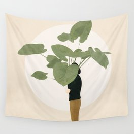 Too Litle for this Pot Wall Tapestry
