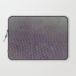 Purple and Mint Laptop Sleeve