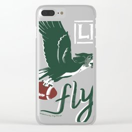 Fly Beagles Fly Clear iPhone Case