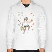 cancer Hoodies featuring Cancer by LordofMasks