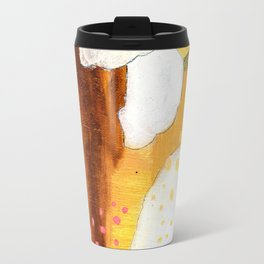 Goldish Travel Mug