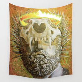"""""""The Protector"""" Wall Tapestry"""
