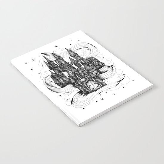 Super Magic Dream Castle Notebook