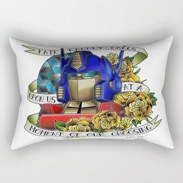 Optimus Rectangular Pillow