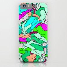 Sleepy Heads - Emerald Green Slim Case iPhone 6s