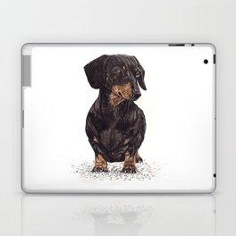 Dog-Dachshund Laptop & iPad Skin