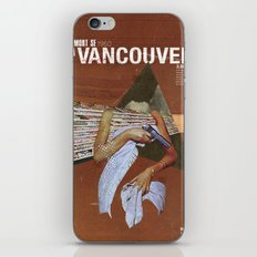 Locals Only - Vancouver iPhone Skin