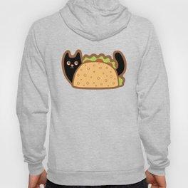 Taco Cat Black Hoody