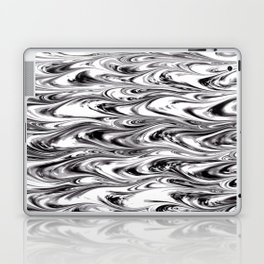 Wavy Wood Grain Texture Laptop & iPad Skin