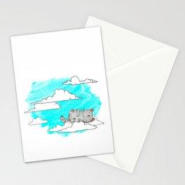 Sky Cat Stationery Cards