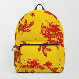 Phoenix Dragon Feng Shui Backpack
